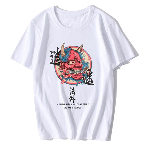 Image of Grieving Shirt White - Far East Hype