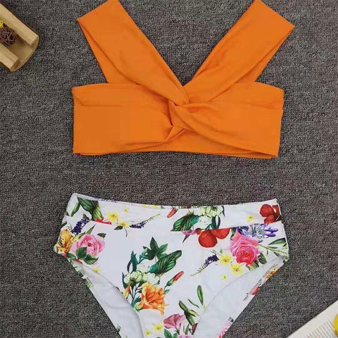 Floral Bikini - Far East Hype