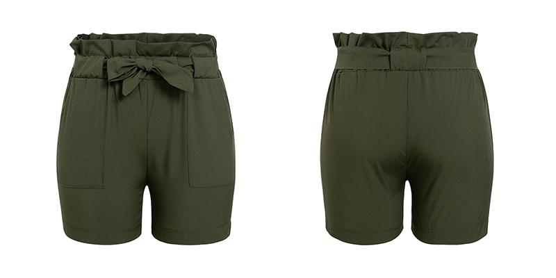 Safari shorts - Far East Hype
