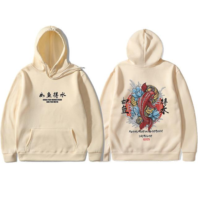 KOI Hoodie BE - Far East Hype