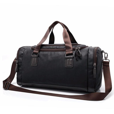 Leather Messenger - Far East Hype
