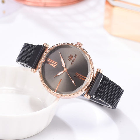 Image of Rinnandy Watch and Jewelry Set 5Pcs