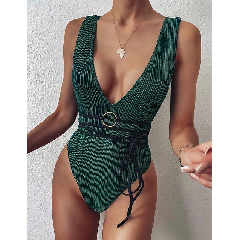 Jade Swimsuit - Far East Hype