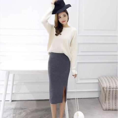 Image of Pencil Skirt