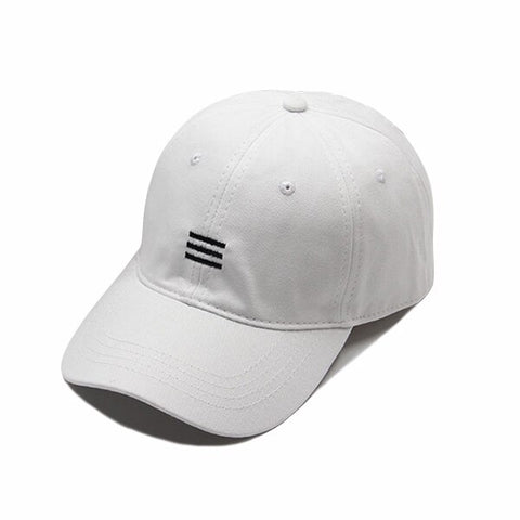 Stripes Strapback Cap