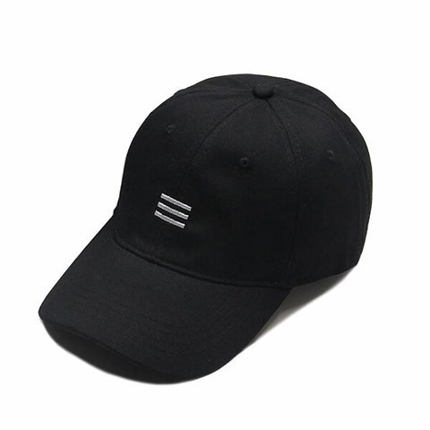 Image of Stripes Strapback Cap