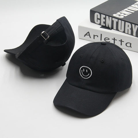 Image of Always Smile! Strapback Cap