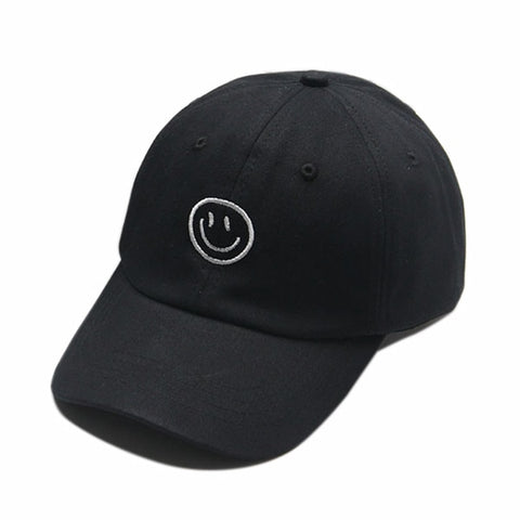 Always Smile! Strapback Cap