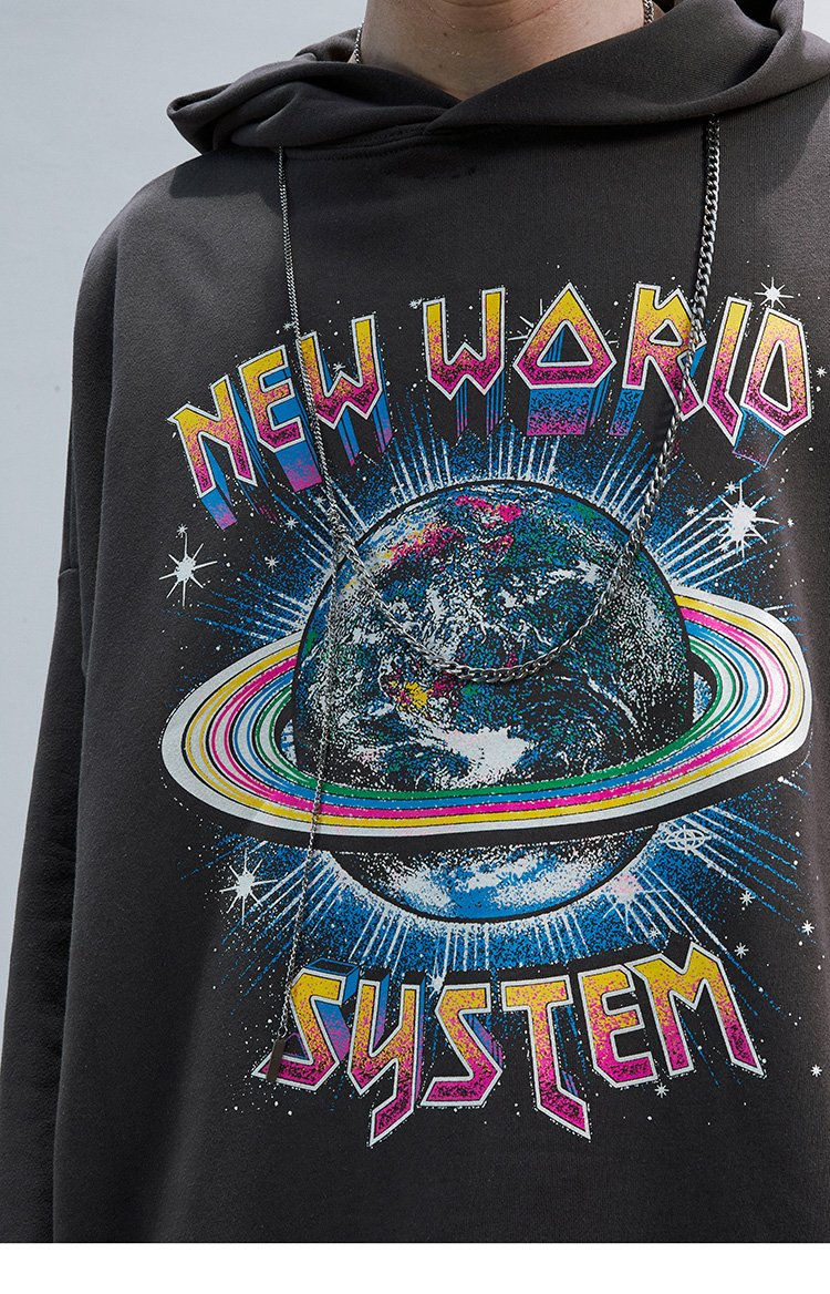 New World Hoodie - Far East Hype