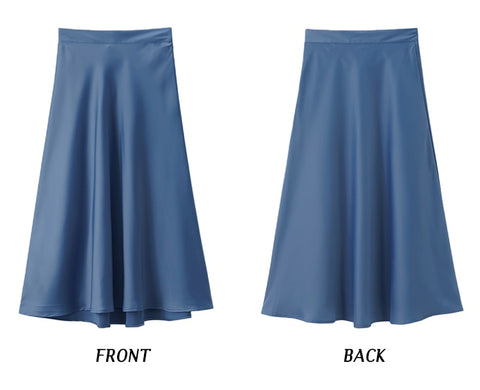Korean A-Line Skirt