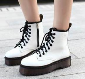 Zipper Winter Boots