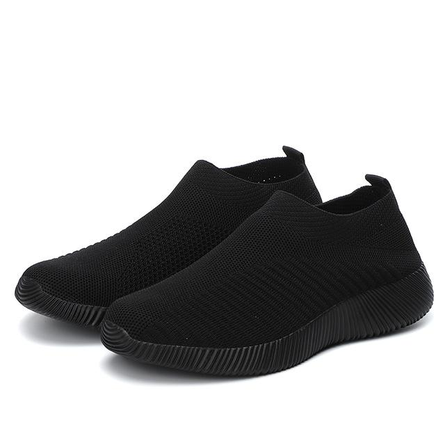 FlyLow Vulcan Black Shoes