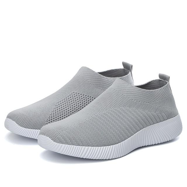 FlyLow Vulcan Gray Shoes