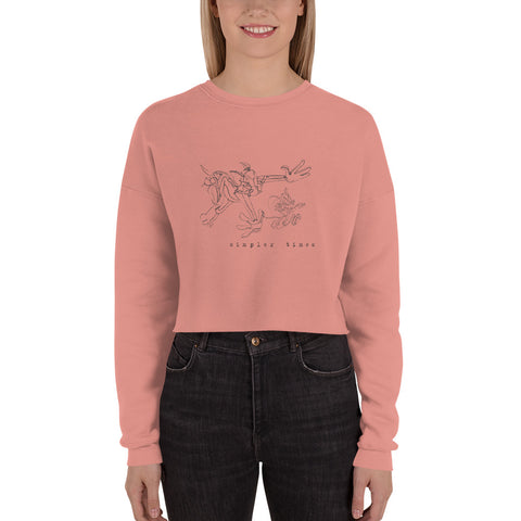 Image of Tom and Jerry - Cropped Sweater