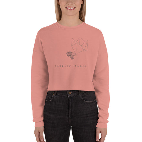 Inky Pinky Ponky - Cropped Sweater