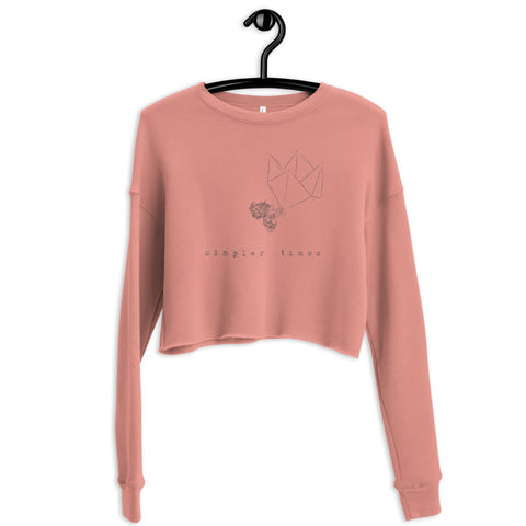 Image of Inky Pinky Ponky - Cropped Sweater