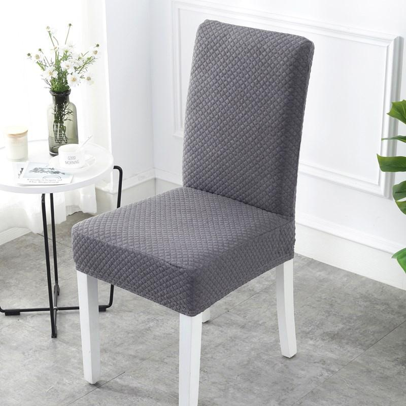 Premium Quality Chair Covers-Dark Grey