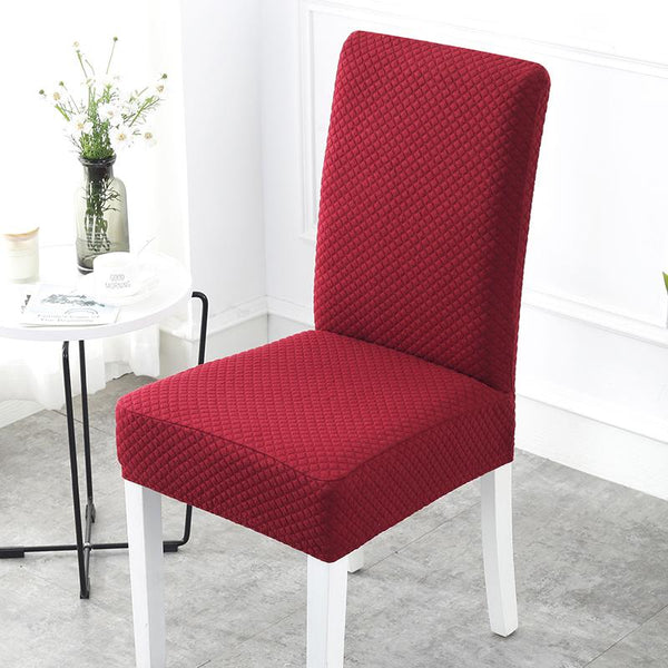Premium Quality Chair Covers-Red