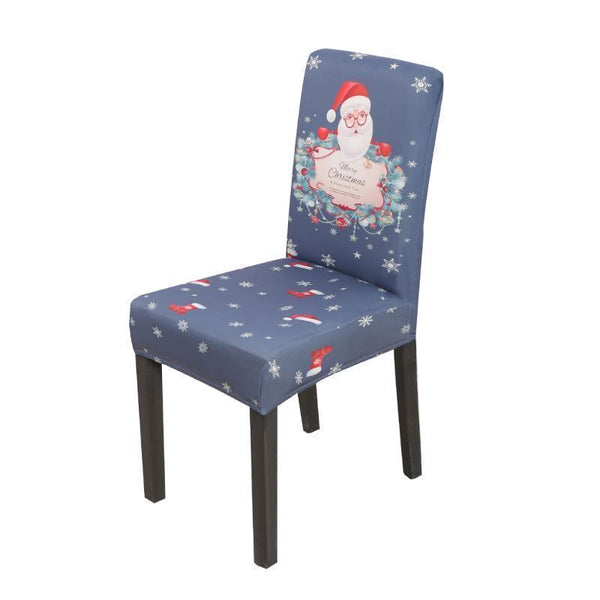 Christmas universal chair cover-CMC3