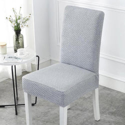 Premium Quality Chair Covers-Light Grey