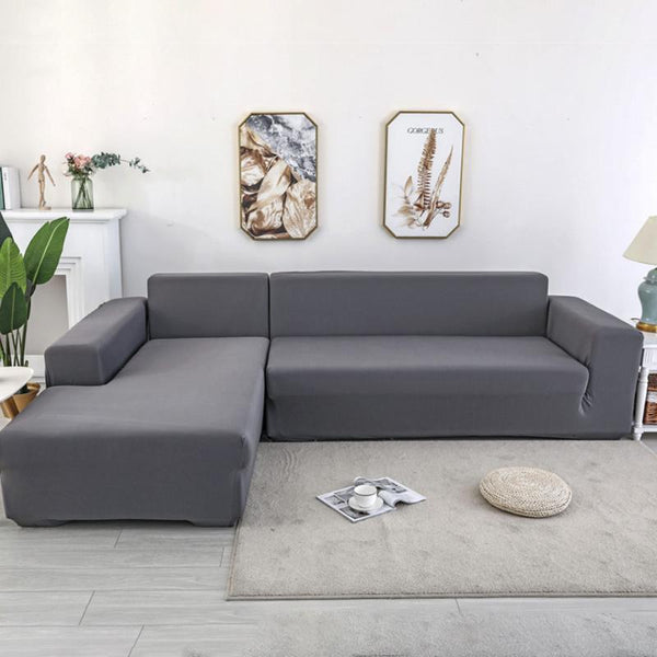 Elastic Original Couch cover-gray
