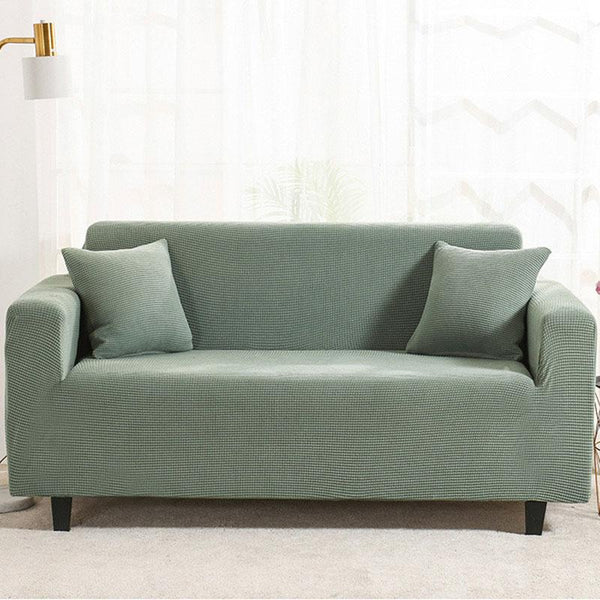 Waterproof Universal Elastic Couch cover-Green