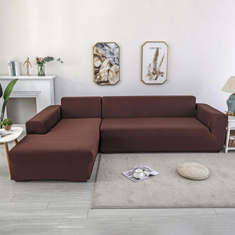 Elastic Original Couch cover-coffee