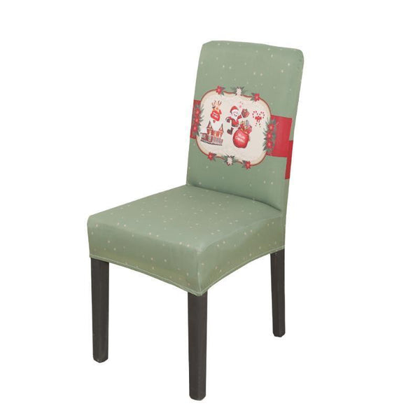 Christmas universal chair cover-CMC2