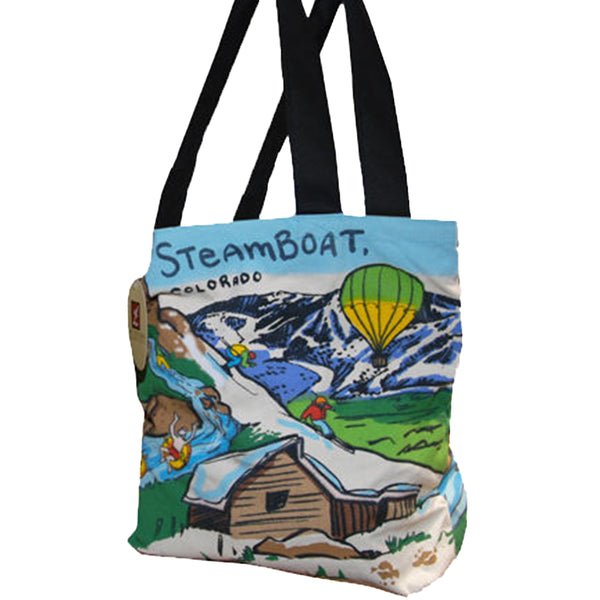 Steamboat Shopper Tote