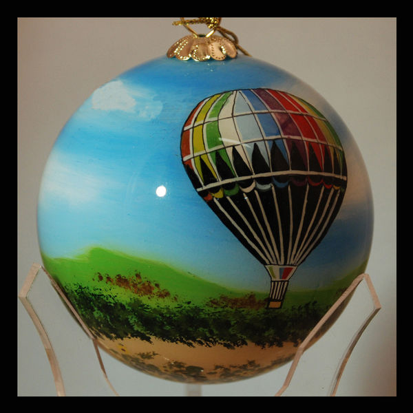 Summer Balloons Ornament