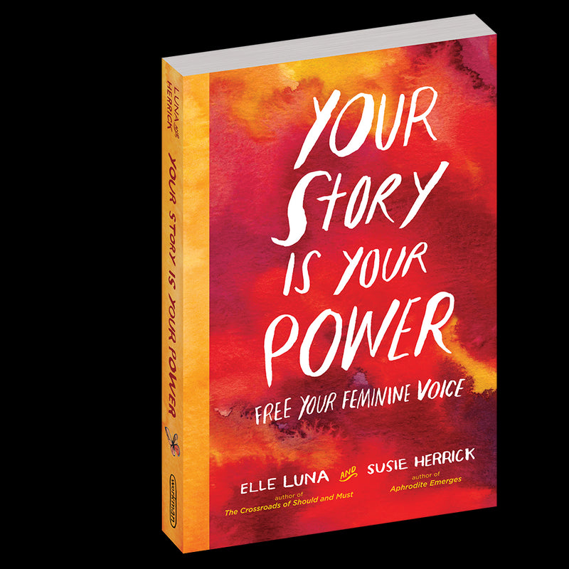 Your Story is Your Power Book