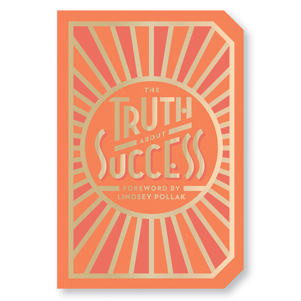 Front cover of The truth about Success book