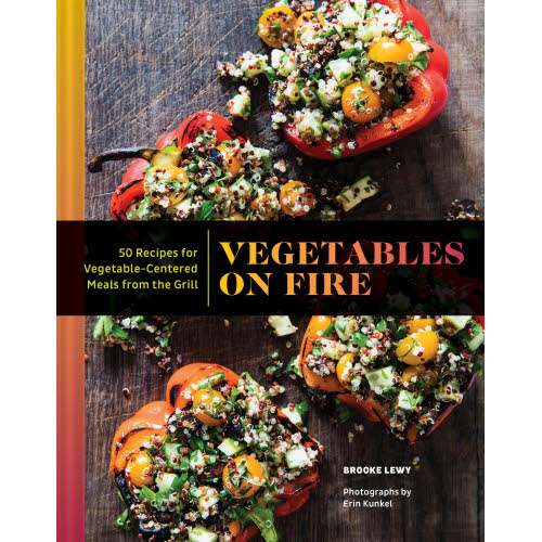 Vegetables on Fire Book