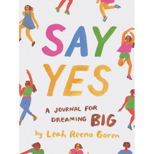 Say Yes Book