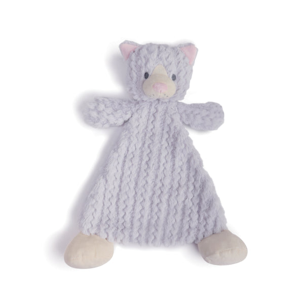 Kennedy Kitty Rattle Blankie