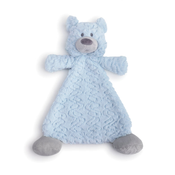 Blake Bear Rattle Blankie