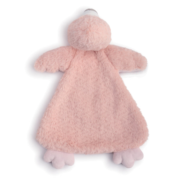 Finley Flamingo Rattle Blankie