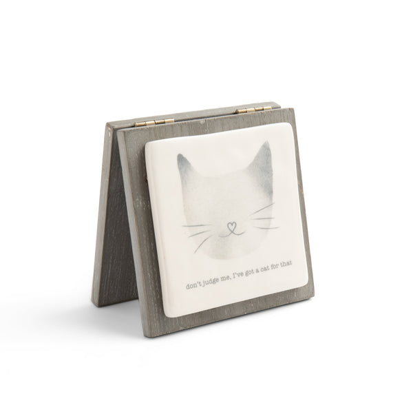 Cat Forever Card