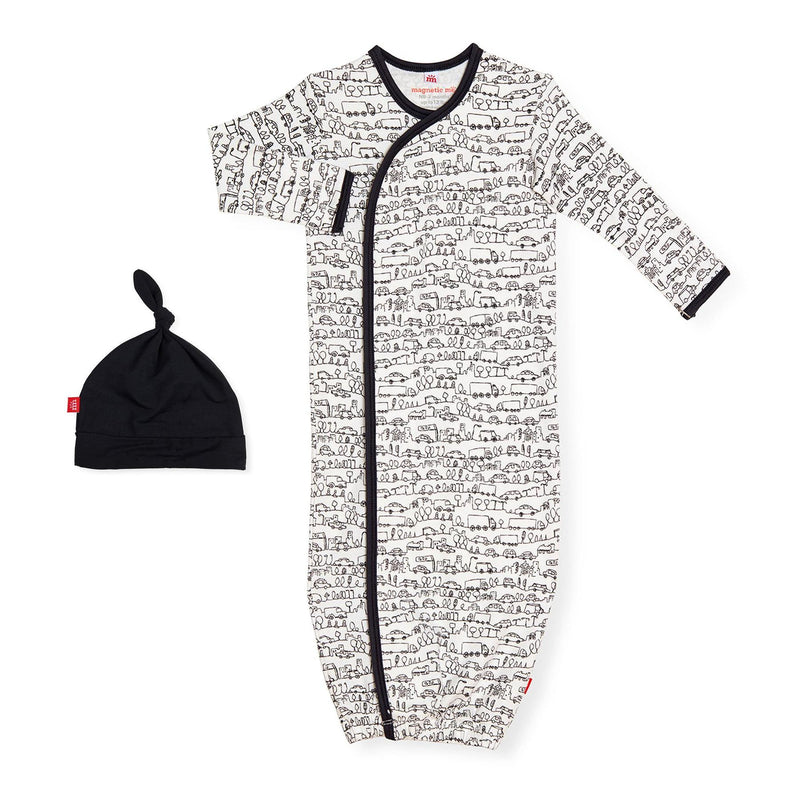 Going Places Magnetic Gown/Hat