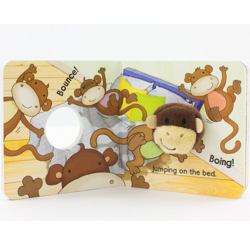 FIve Little Monkeys ChunkyBook