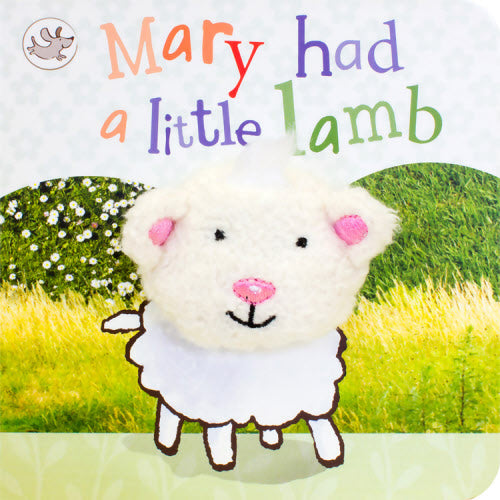 Mary Little Lamb Chunky Book