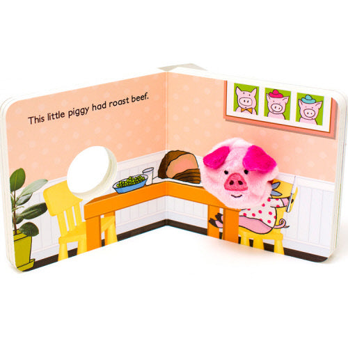 This Little Piggy Chunky Book