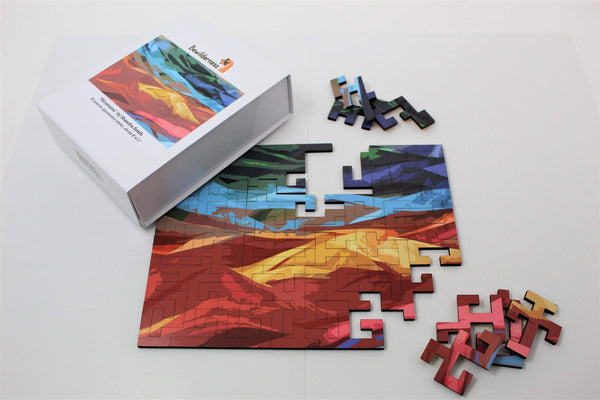 Mountains 50 Jigsaw Puzzle