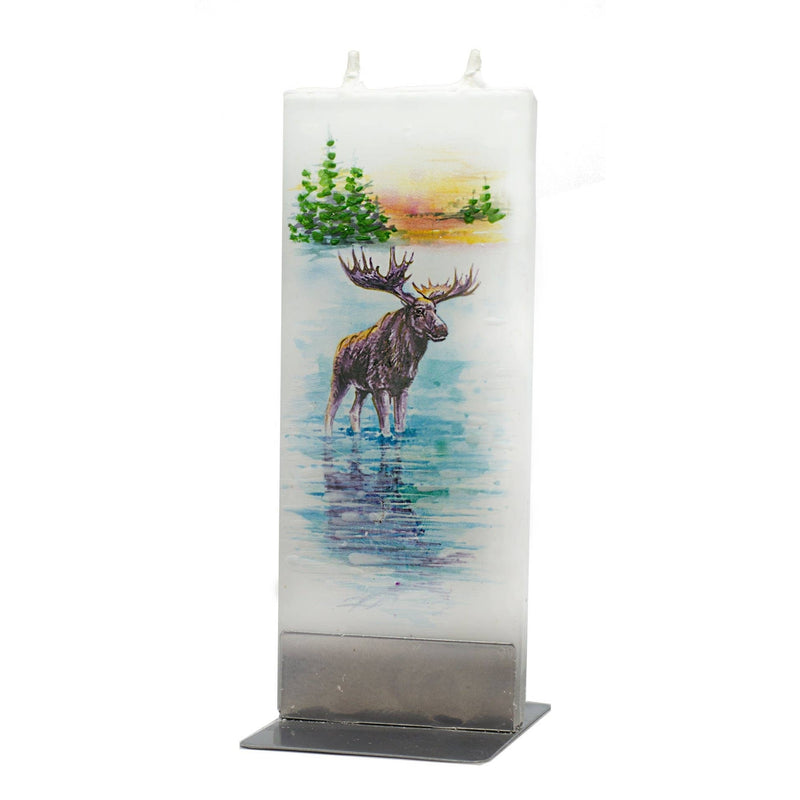 Moose by the Lake Candle