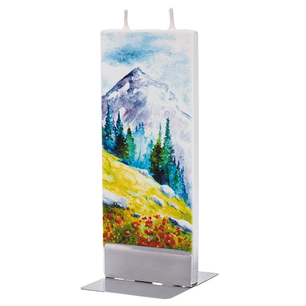 Mountainscape Candle