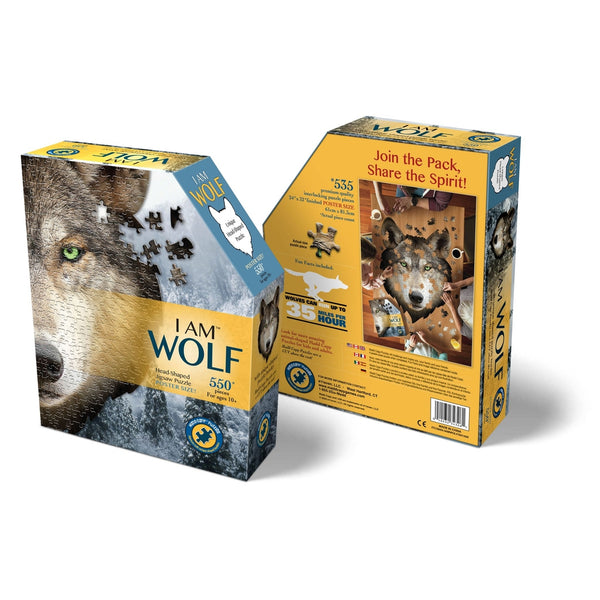 Wolf 550 Puzzle