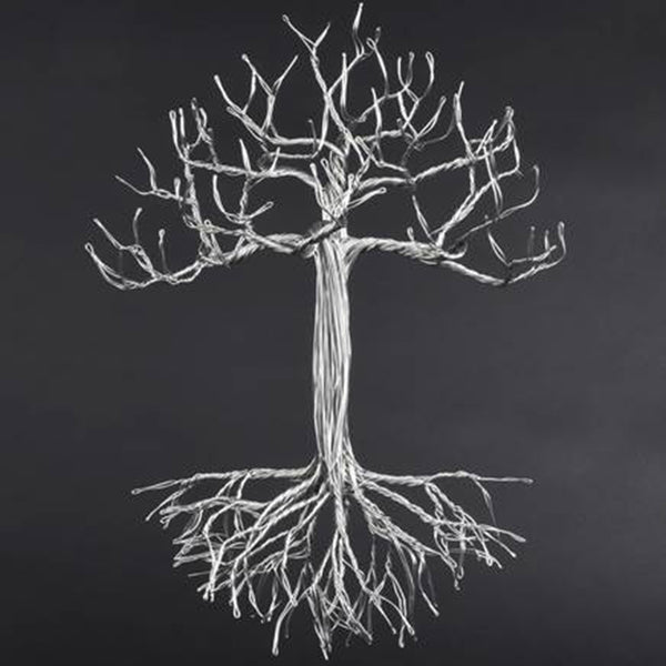 XSmall 3D Tree Wire Sculpture