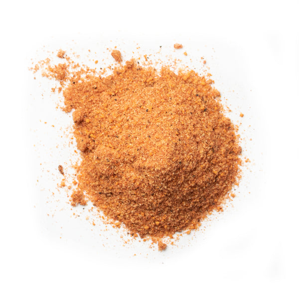 Closeup of spices in Cherry Chipotle Ale Rub