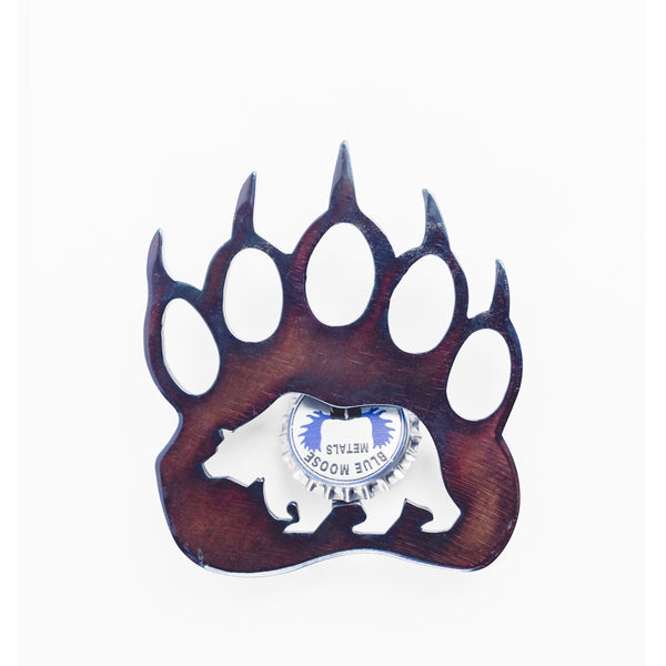 Bear Claw Bottle Opener Torch