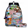 Roblox Backpack With Free Pencil Case.